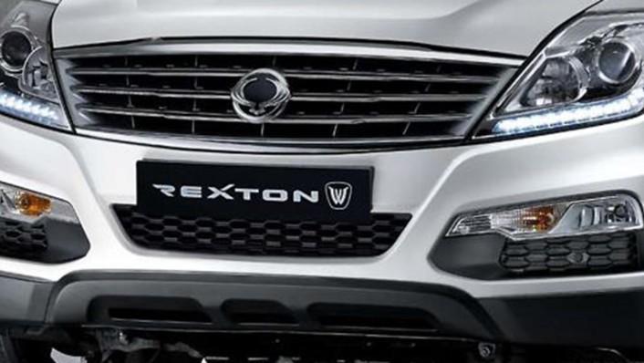 Ssangyong Rexton-W 2020 Exterior 003