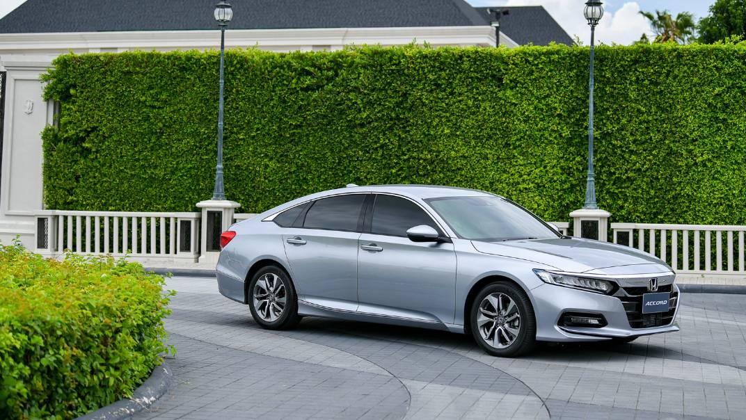 2021 Honda Accord 1.5 Turbo EL Exterior 043