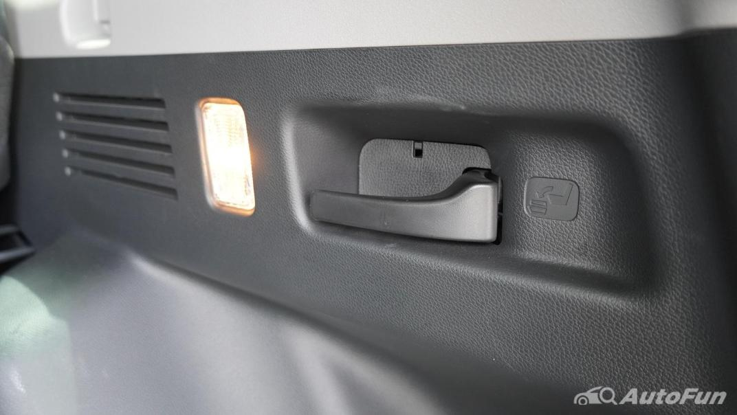 2020 Honda CR-V 2.4 ES 4WD Interior 048