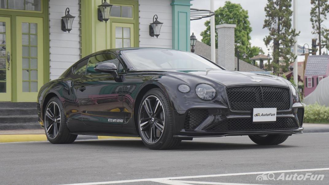 2020 Bentley Continental-GT 4.0 V8 Exterior 003