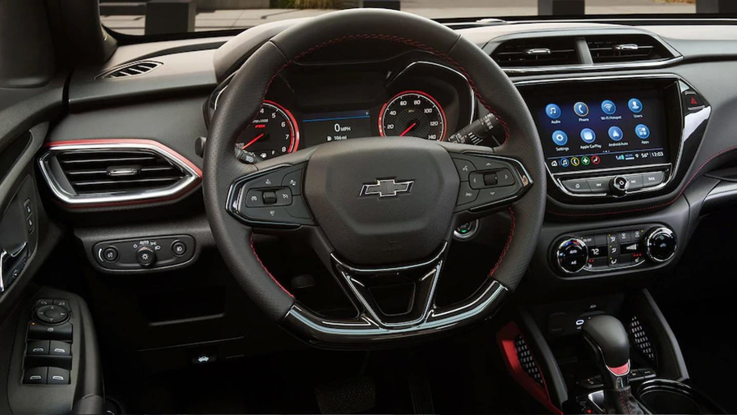 Chevrolet Trailblazer Public 2020 Interior 002