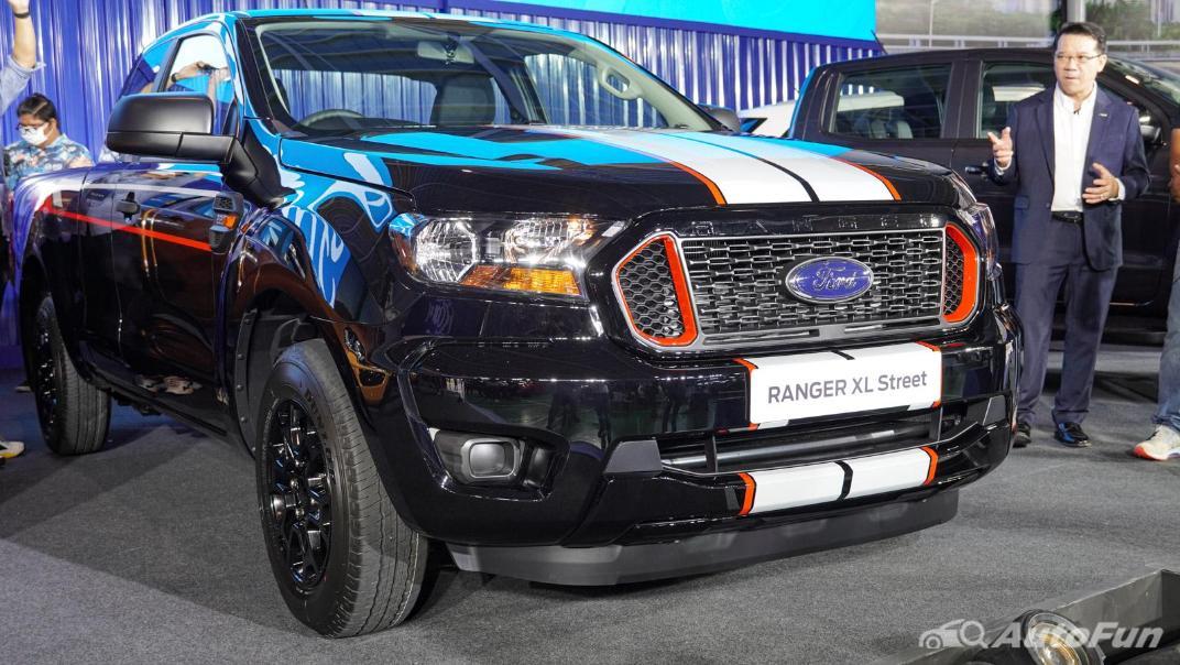2021 Ford Ranger XL Street Exterior 010