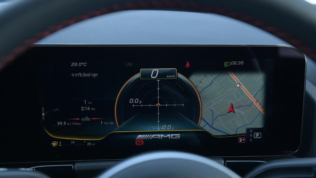2021 Mercedes-Benz GLA-Class 35 AMG 4MATIC Interior 024