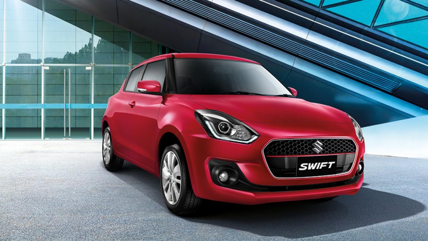 Suzuki Swift 2020 Exterior 006
