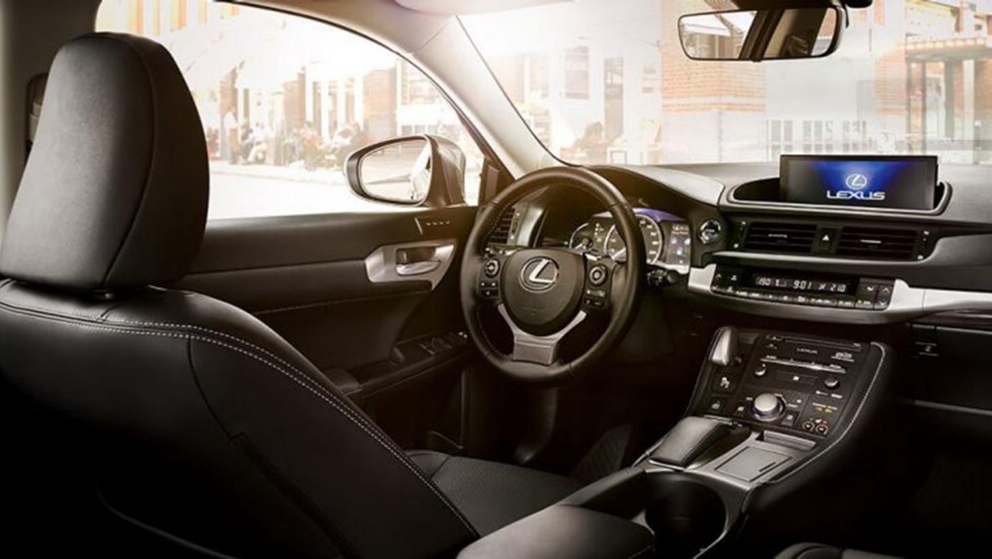 Lexus CT 2020 Interior 001