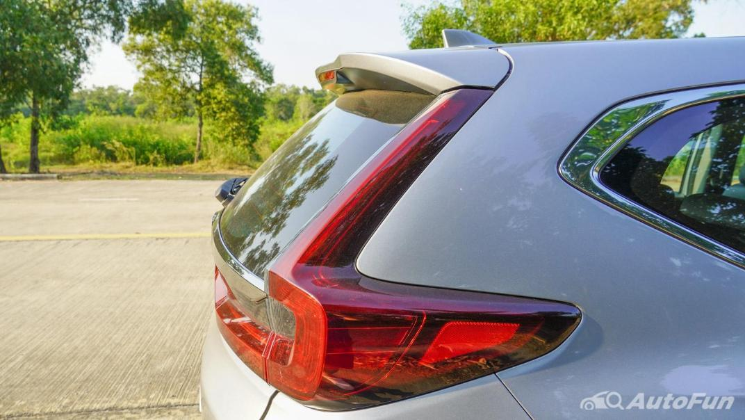 2020 1.6 Honda CR-V DT-EL 4WD Exterior 018
