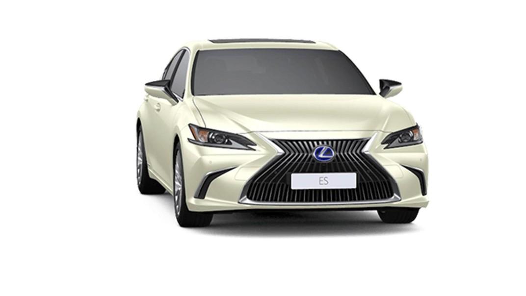 Lexus ES 2020 Exterior 008