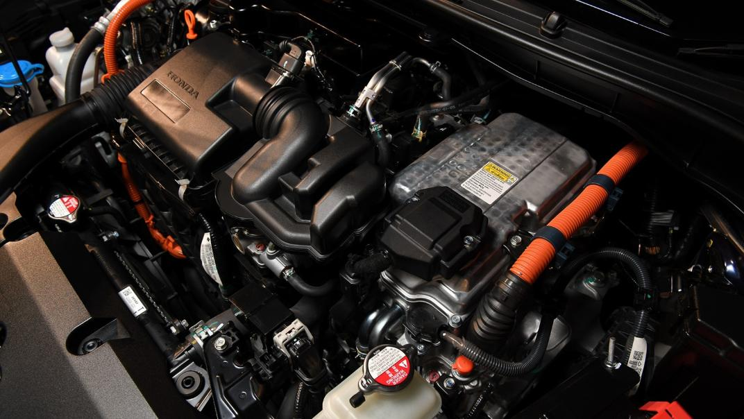 2021 Honda City e:HEV RS Others 011