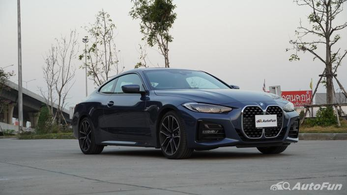 2020 BMW 4 Series Coupe 2.0 430i M Sport Exterior 003