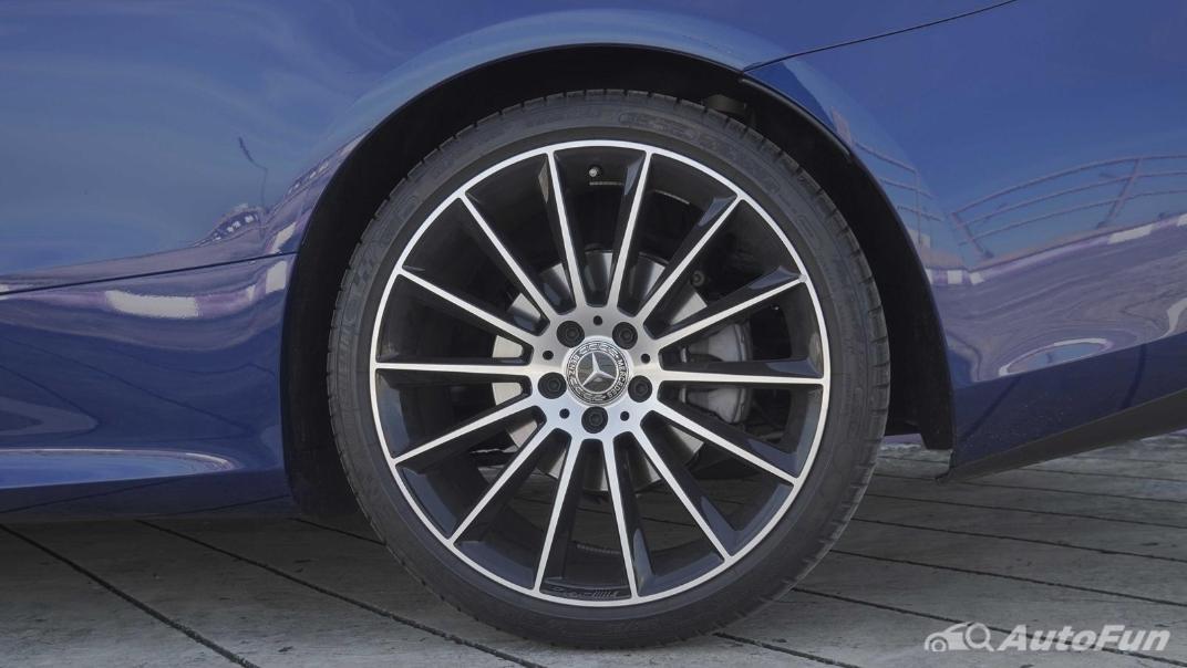 2021 Mercedes-Benz E-Class Cabriolet E 200 AMG Dynamic Exterior 053