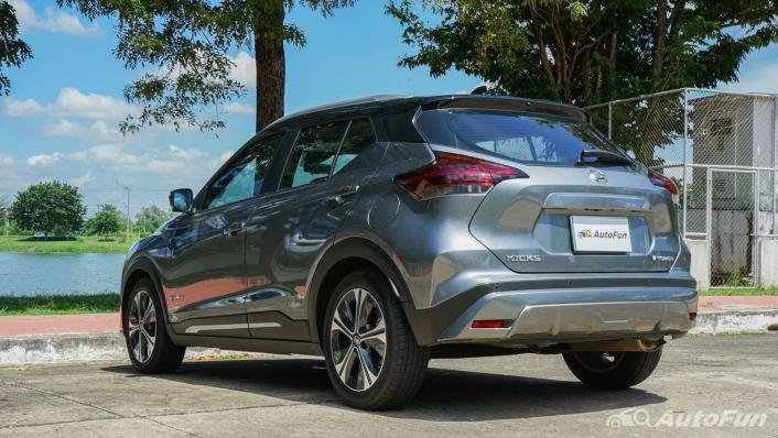 2020 1.2 Nissan Kicks e-POWER S Exterior 007