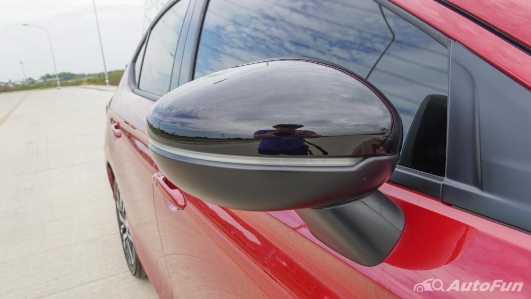 2021 Honda City e:HEV RS Exterior 036