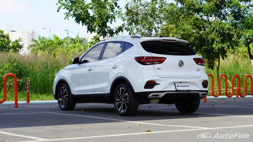 2020 MG ZS 1.5L X Plus Exterior 007