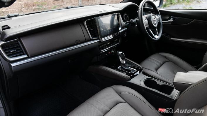 2021 Mazda BT-50 Pro Double Cab 3.0 SP 6AT 4x4 Interior 006