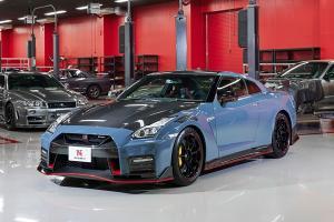 Nissan GT-R NISMO ปรับนิดหน่อยลงตลาด พร้อมอัดแคมเปญร่วมแมคโดนัลด์ในญี่ปุ่น