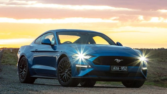 Ford Mustang 2020 Exterior 001