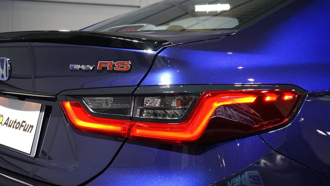 2021 Honda City e:HEV RS Exterior 084