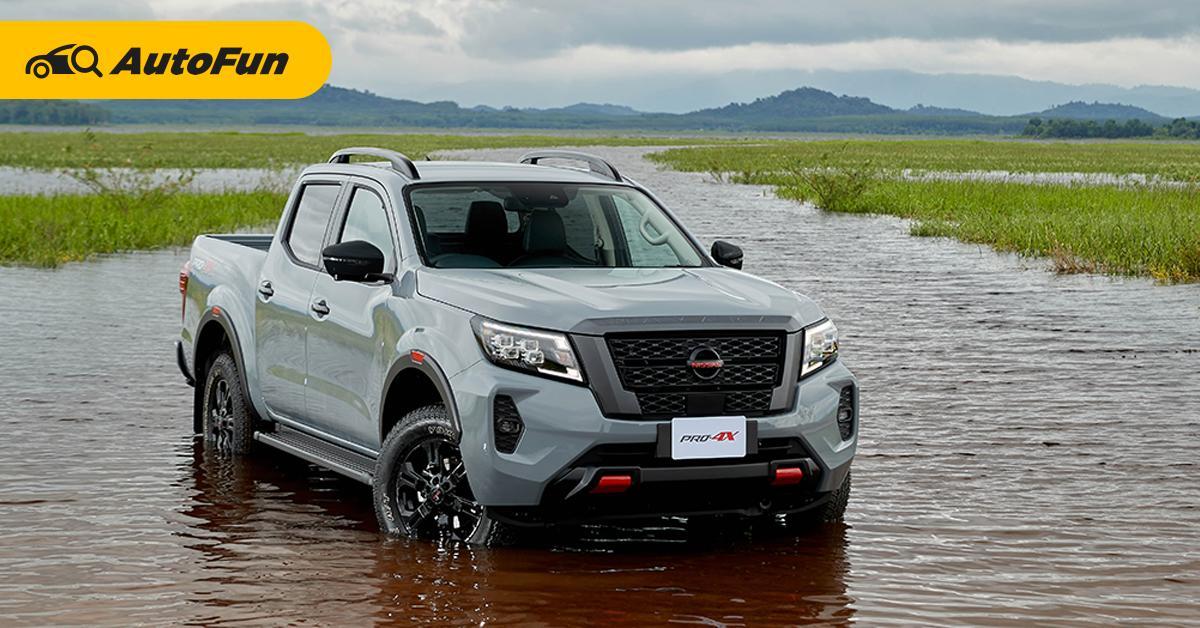 เปิดตัว 2021 Nissan Navara ขุมพลัง 2 รุ่น เคาะ 599,000 - 1,149,000 บาท หวังทะยานท็อป 3! 01