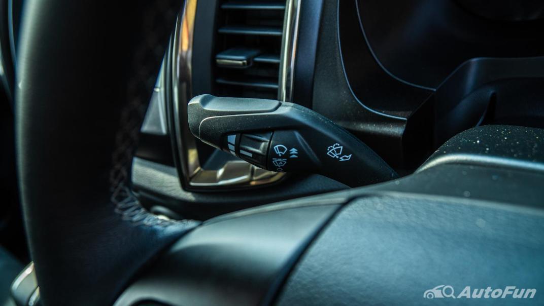 2021 Ford Ranger FX4 MAX Interior 010