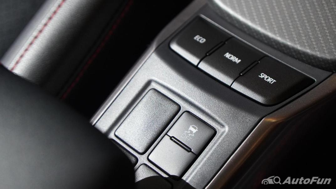 2021 Toyota Fortuner 2.8 GR Sport 4WD Interior 024