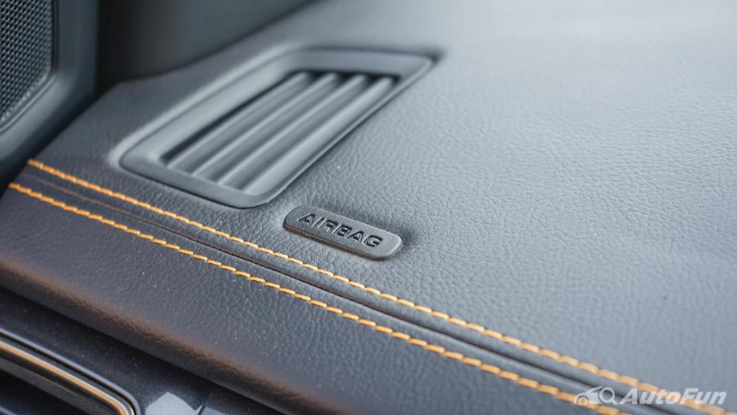 2020 Ford Ranger Double Cab 2.0L Turbo Wildtrak Hi-Rider 10AT Interior 019