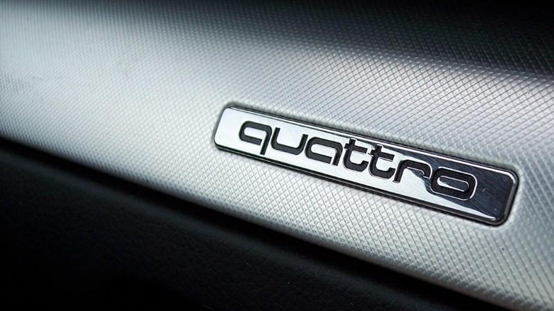 Audi TT RS quattro (อาวดี้ ทีที อาร์เอส ควอตโตร)