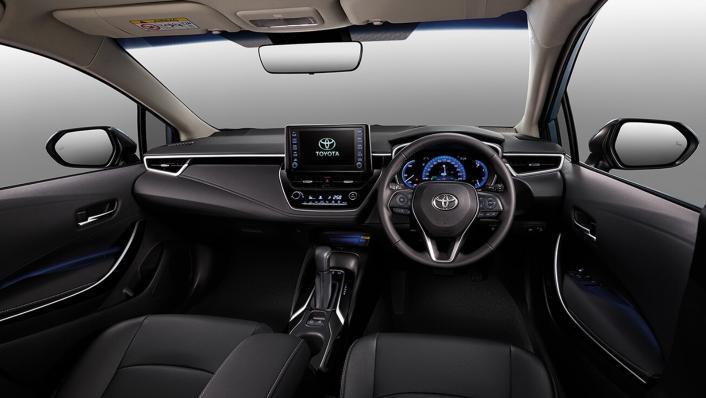 Toyota Corolla Altis 2021 Interior 001