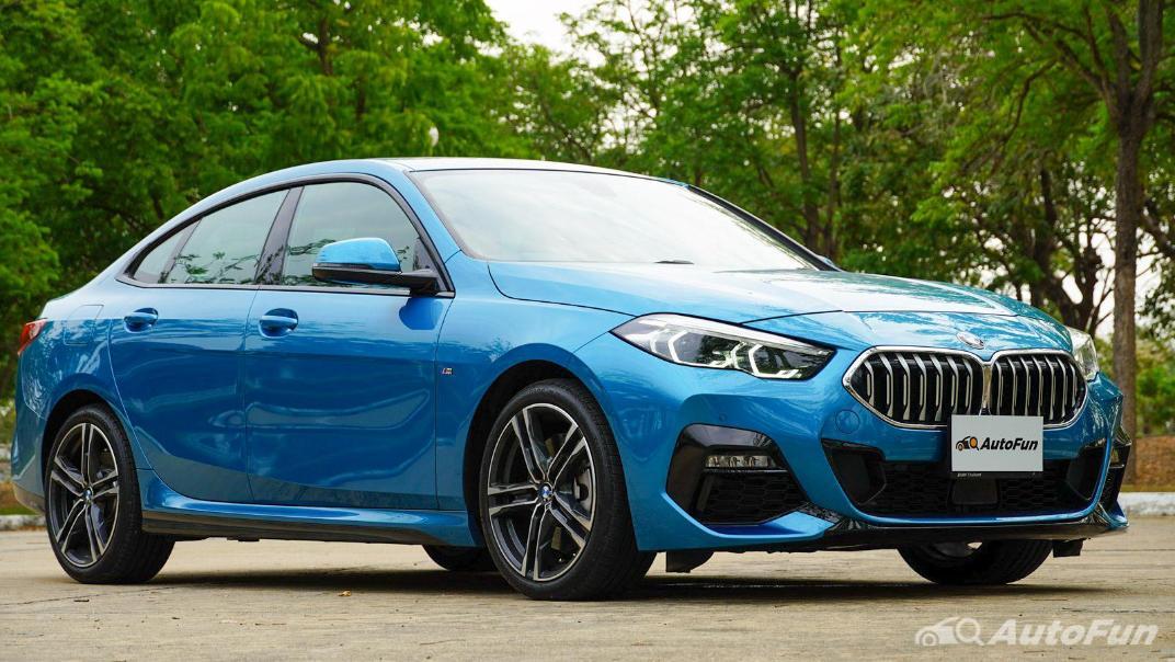 2021 BMW 2 Series Gran Coupe 220i M Sport Exterior 067