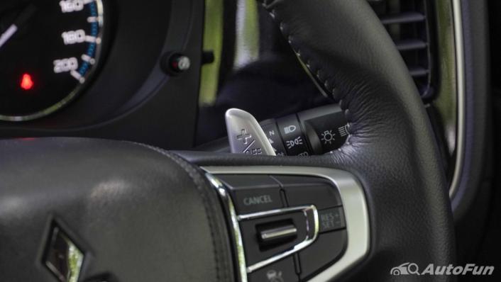 2021 Mitsubishi Outlander PHEV GT-Premium Interior 007