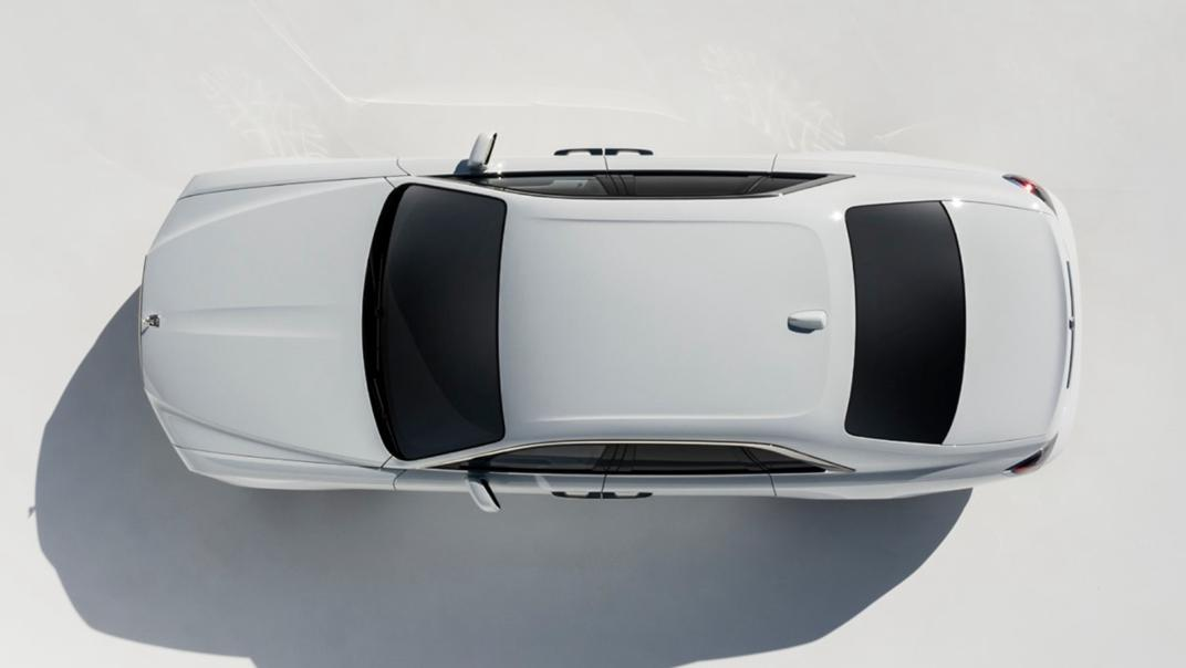 2021 Rolls-Royce Ghost Extended Exterior 006