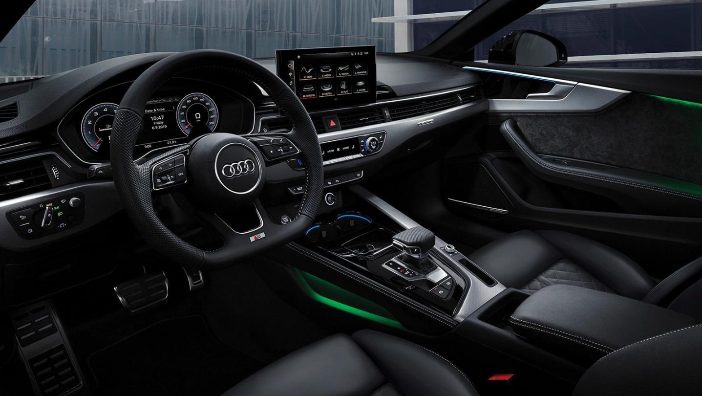 Audi A5 Public 2020 Interior 001