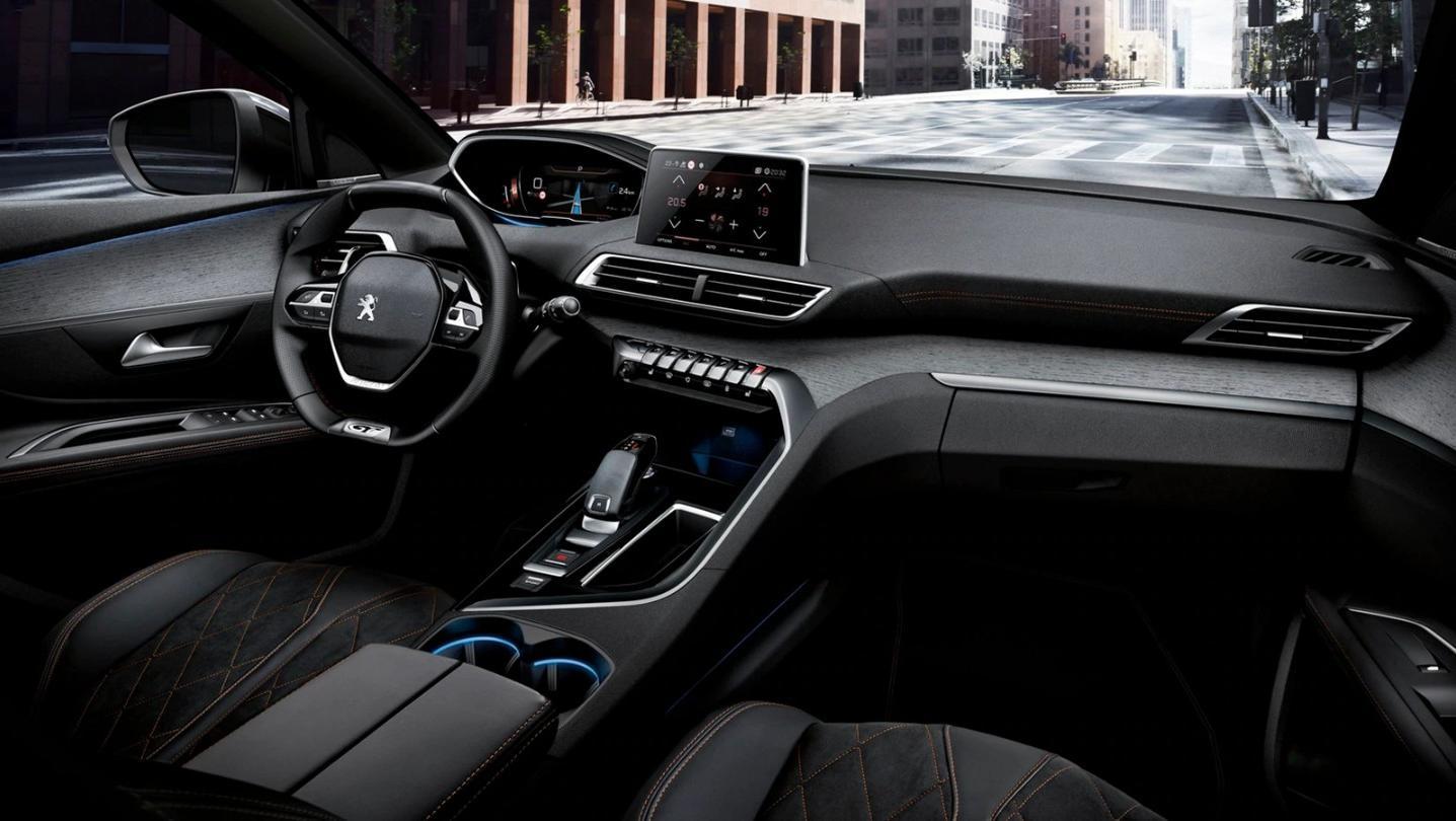Peugeot 5008 2020 Interior 002