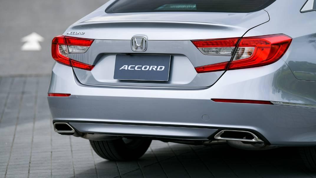 2021 Honda Accord 1.5 Turbo EL Exterior 057