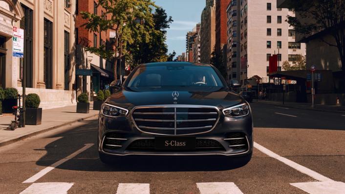 2021 Mercedes-Benz S-Class Exterior 002