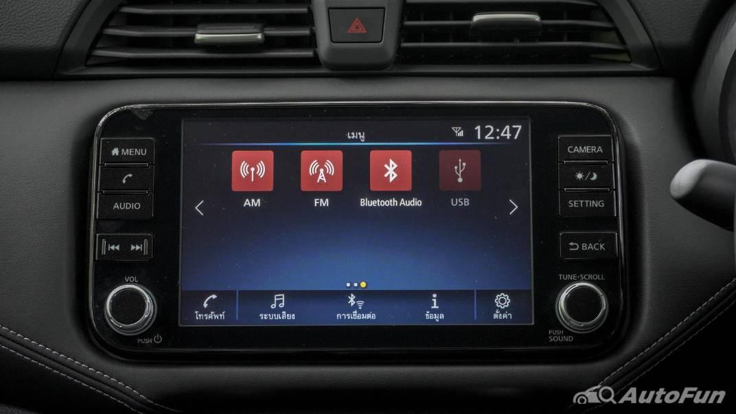 2021 Nissan Almera 1.0L Turbo V Sportech CVT Interior 008