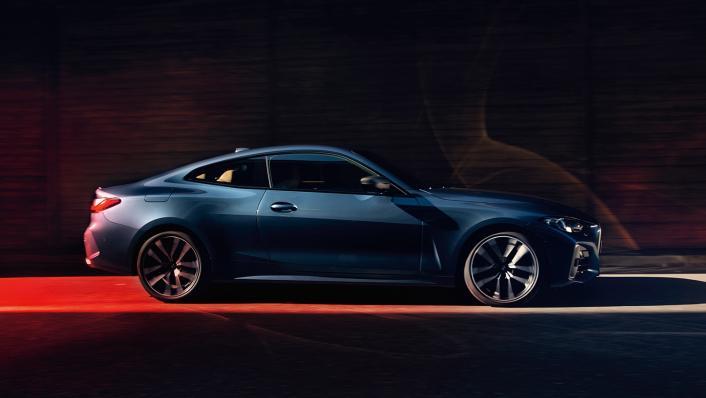 2020 2.0 BMW 4 Series Coupe 430i M Sport Exterior 001