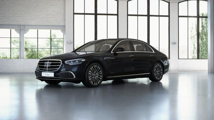 2021 Mercedes-Benz S-Class S 350 d Exclusive Exterior 001