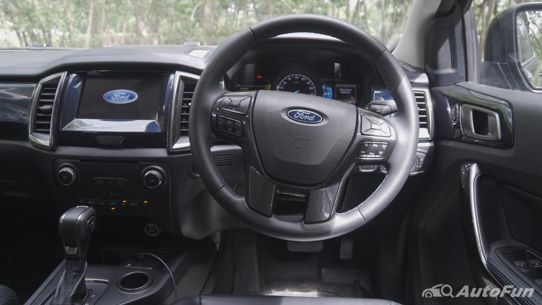 2021 Ford Everest 2.0L Turbo Titanium 4x2 10AT - SPORT Interior 002