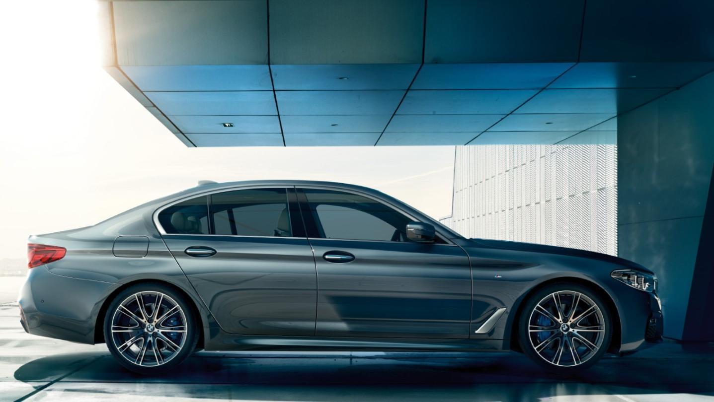 BMW 5-Series-Sedan 2020 Exterior 003