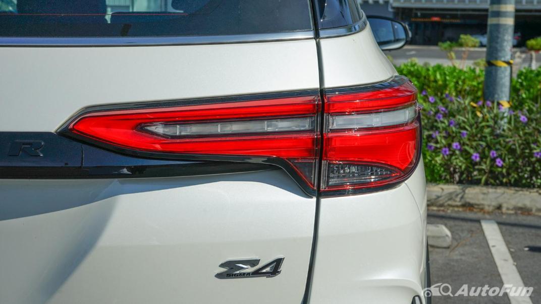 2020 Toyota Fortuner 2.8 Legender 4WD Exterior 015