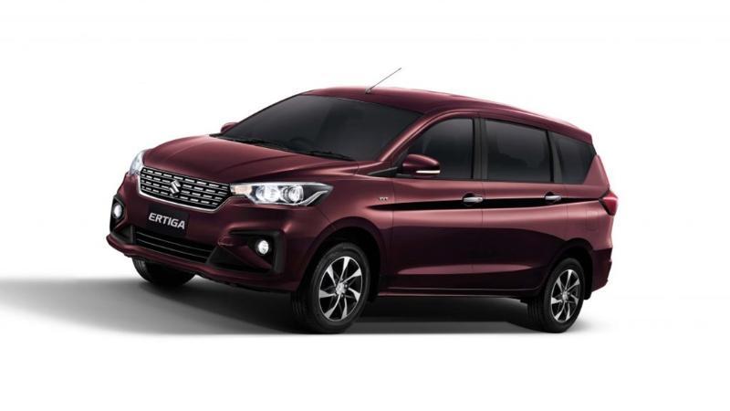 Suzuki Ertiga (ซูซูกิ เออร์ทิก้า)