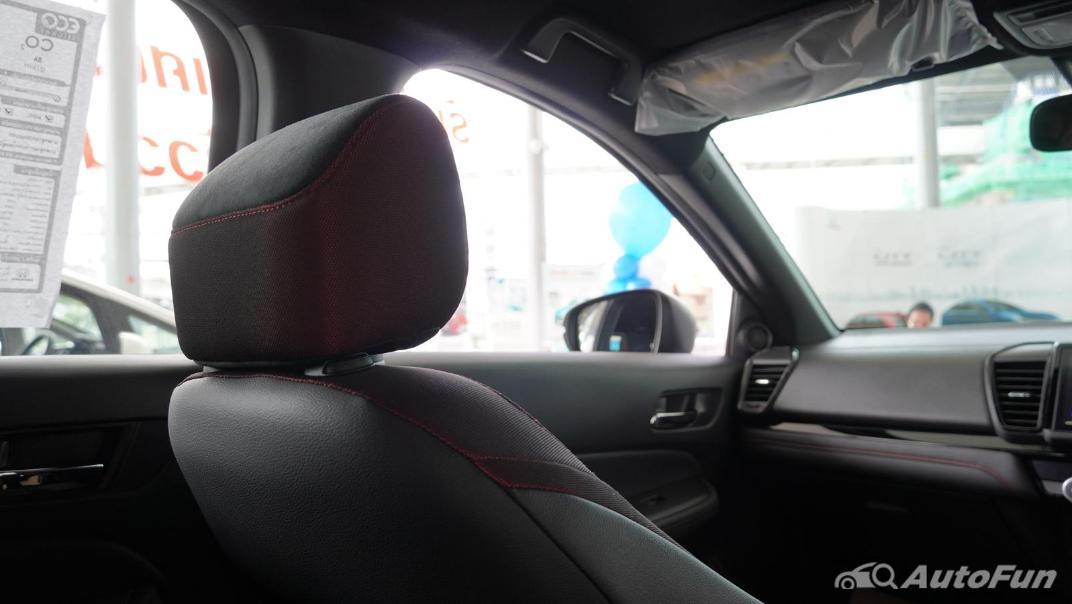 2021 Honda City Hatchback e:HEV RS Interior 090