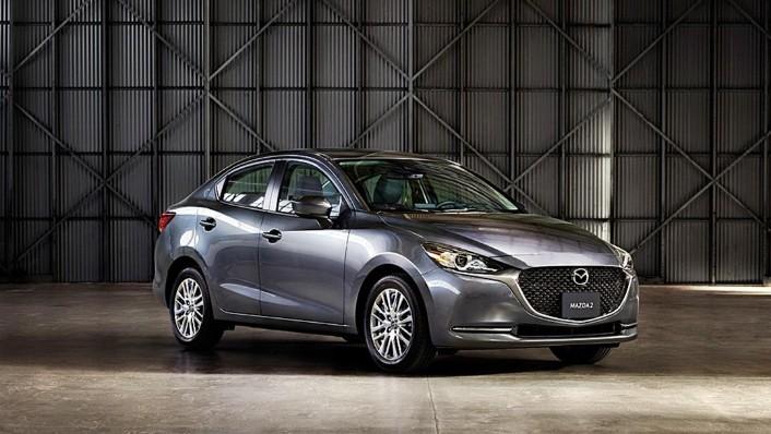 Mazda 2 Sedan 2020 Exterior 002