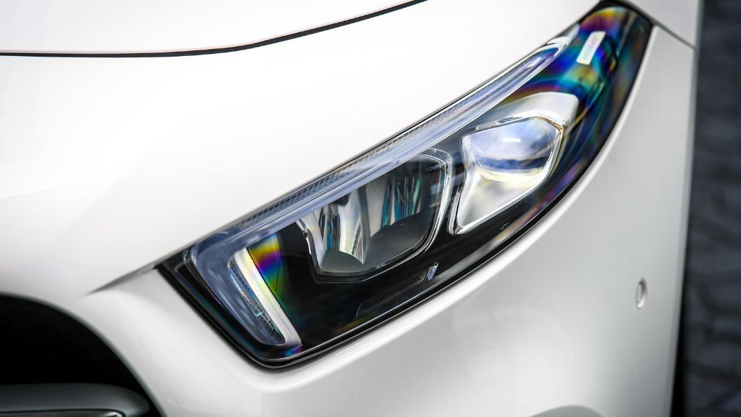 2021 Mercedes-Benz A-Class A 200 Progressive Exterior 012