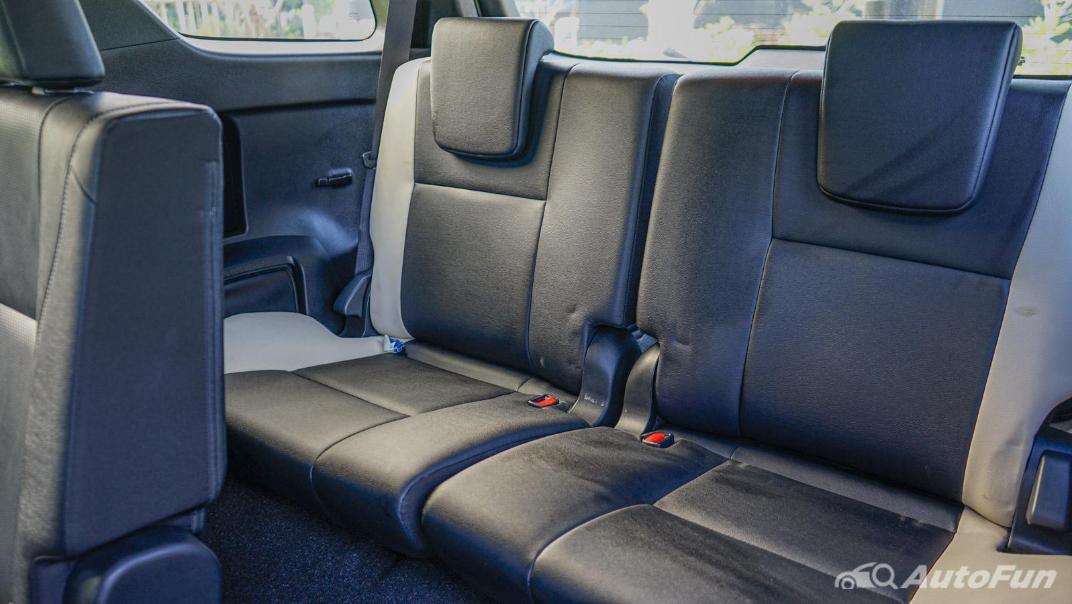 2020 Toyota Fortuner 2.8 Legender 4WD Interior 047