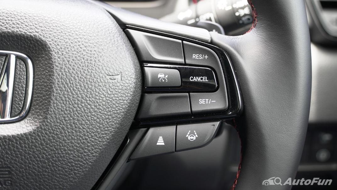 2021 Honda City Hatchback e:HEV RS Interior 006