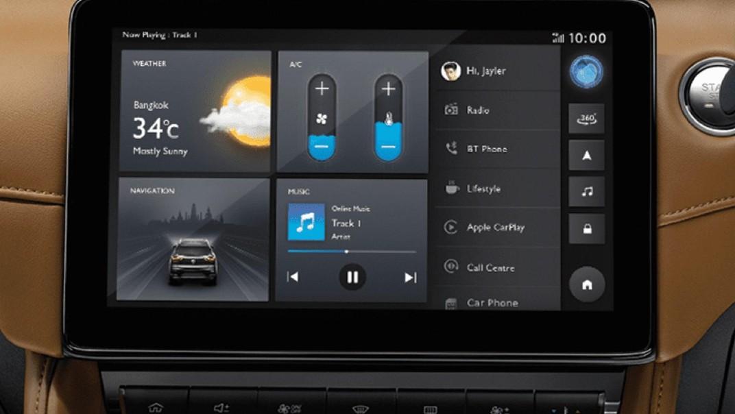 MG ZS-EV 2020 Interior 002