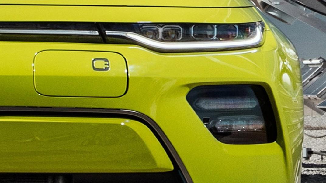 Kia Soul EV 2020 Exterior 018