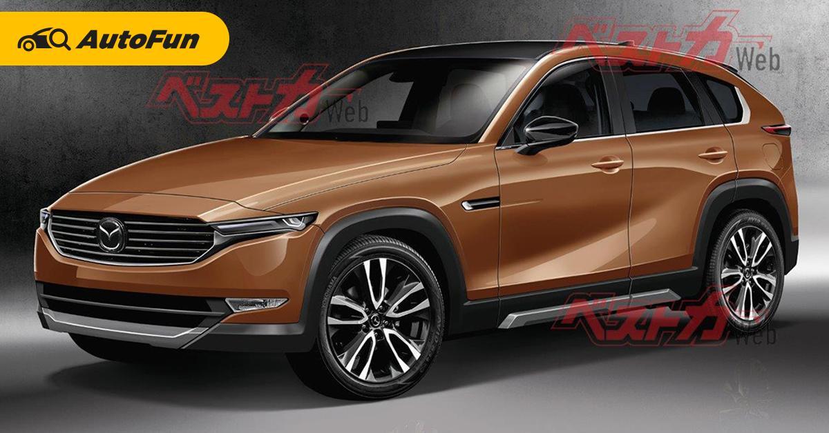 คาดราคาทะลุ 2 ล้านบาท! 2023 Mazda CX-5 เจนเนอเรชั่นใหม่ยกระดับเทียบชั้นรถยุโรป 01
