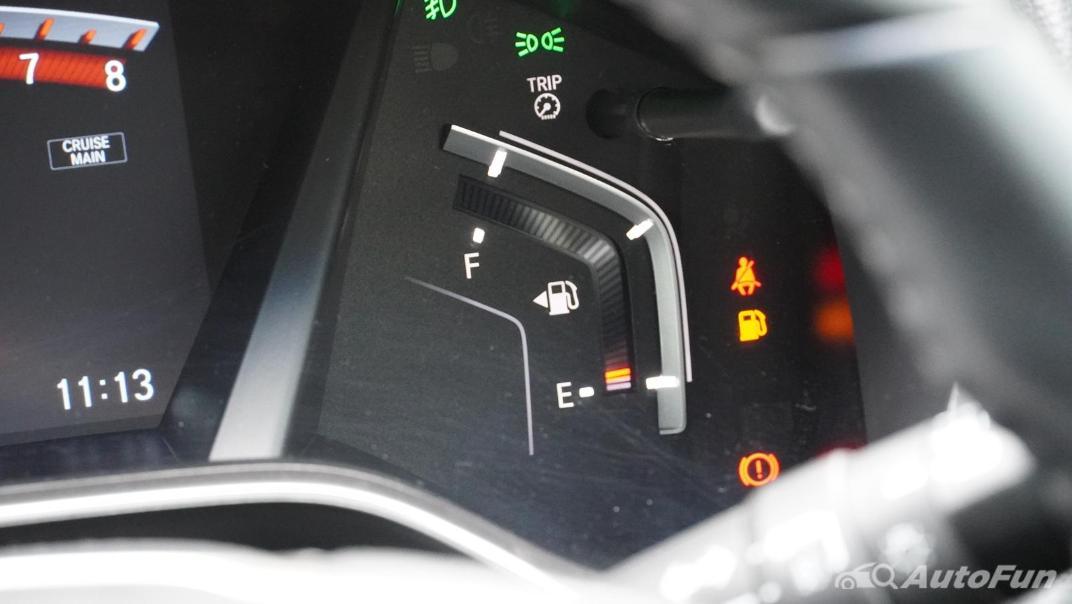 2020 Honda CR-V 2.4 ES 4WD Interior 013